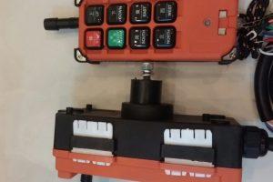 tay điều khiển cầu trục 8 nút