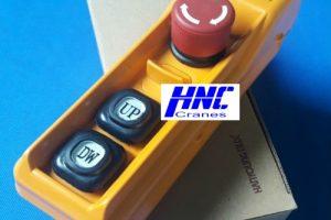 tay bấm điều khiển cầu trục 1024
